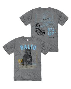 Adult Balto Alaska T-Shirt