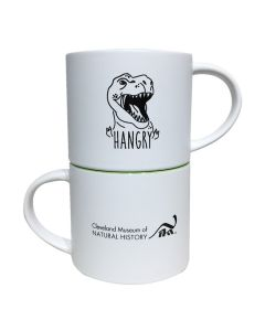 Cleveland Museum of Natural History ''Hangry'' Mug
