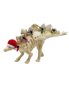 Stegosaurus Skeleton Ornament