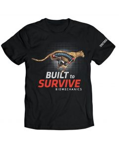 Youth Built to Survive Biomechanics T-Shirt