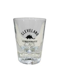 Cleveland Museum of Natural History Shot Glass